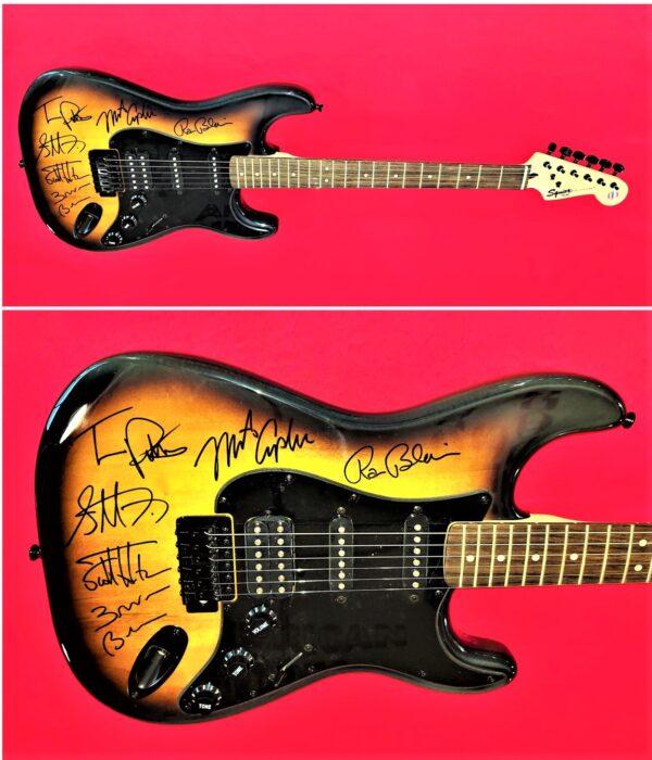 tom petty guitar